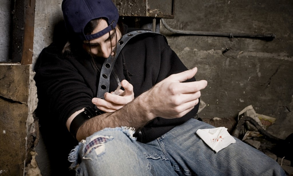наркомания как тяжелая болезнь