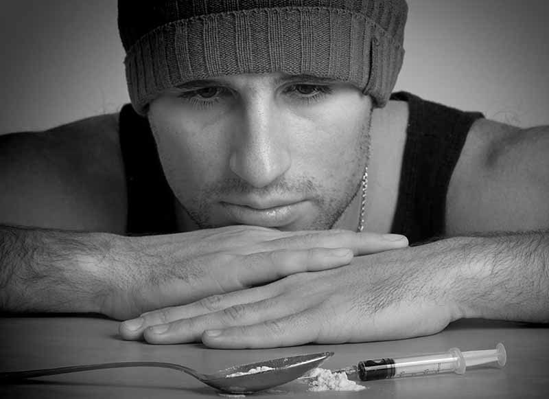развитие наркомании