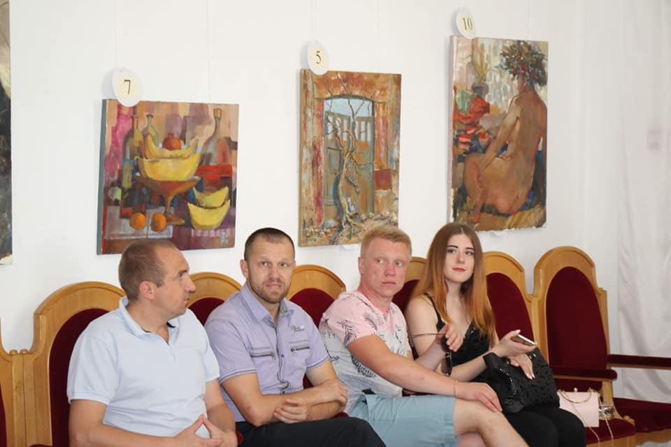 Картины украинских художников 4