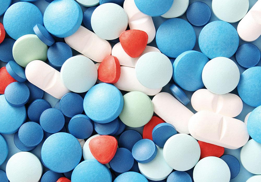 Производство наркотиков