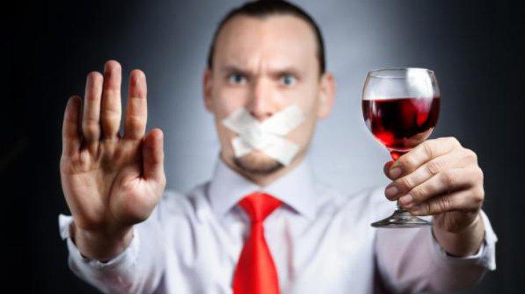 Запрет на продажу алкоголя ночью в Киеве