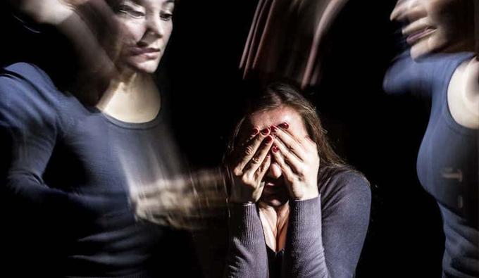 Галлюцинации от амфетамина