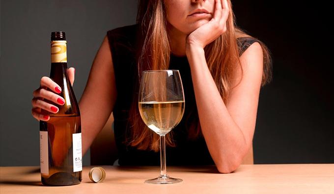 Развитие алкогольной зависимости